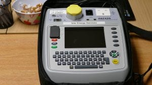 Pat Testing / Inservice Inspection Image
