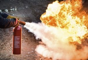 Fire Safety Training Image