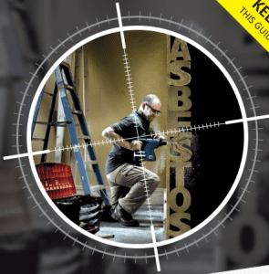 Asbestos Training Image